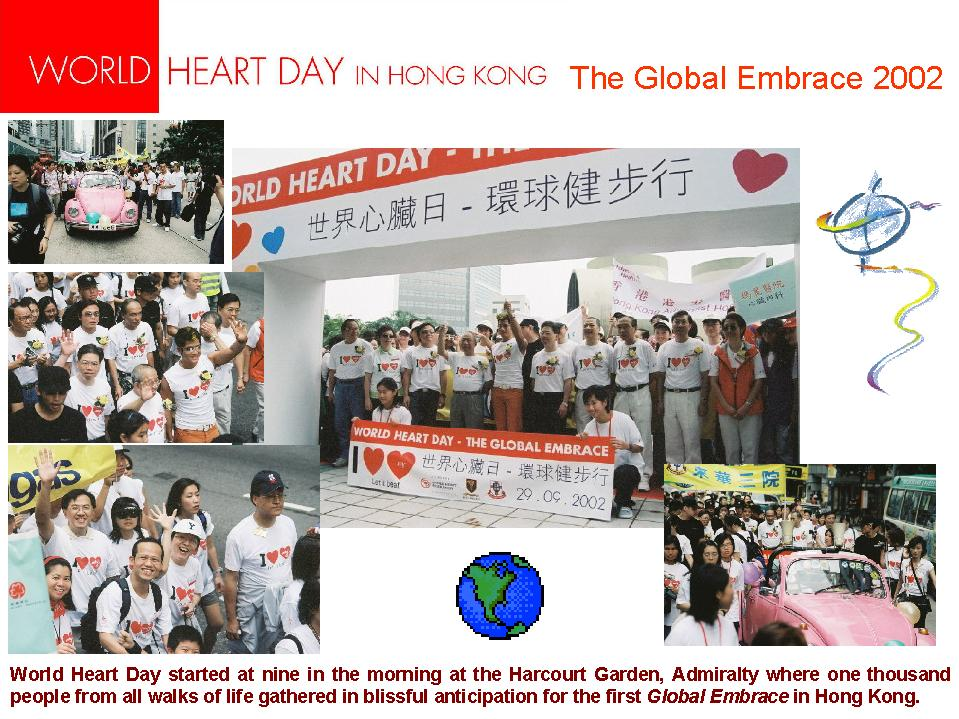 20020928World Heart Day 2002 - The Global Embrace
